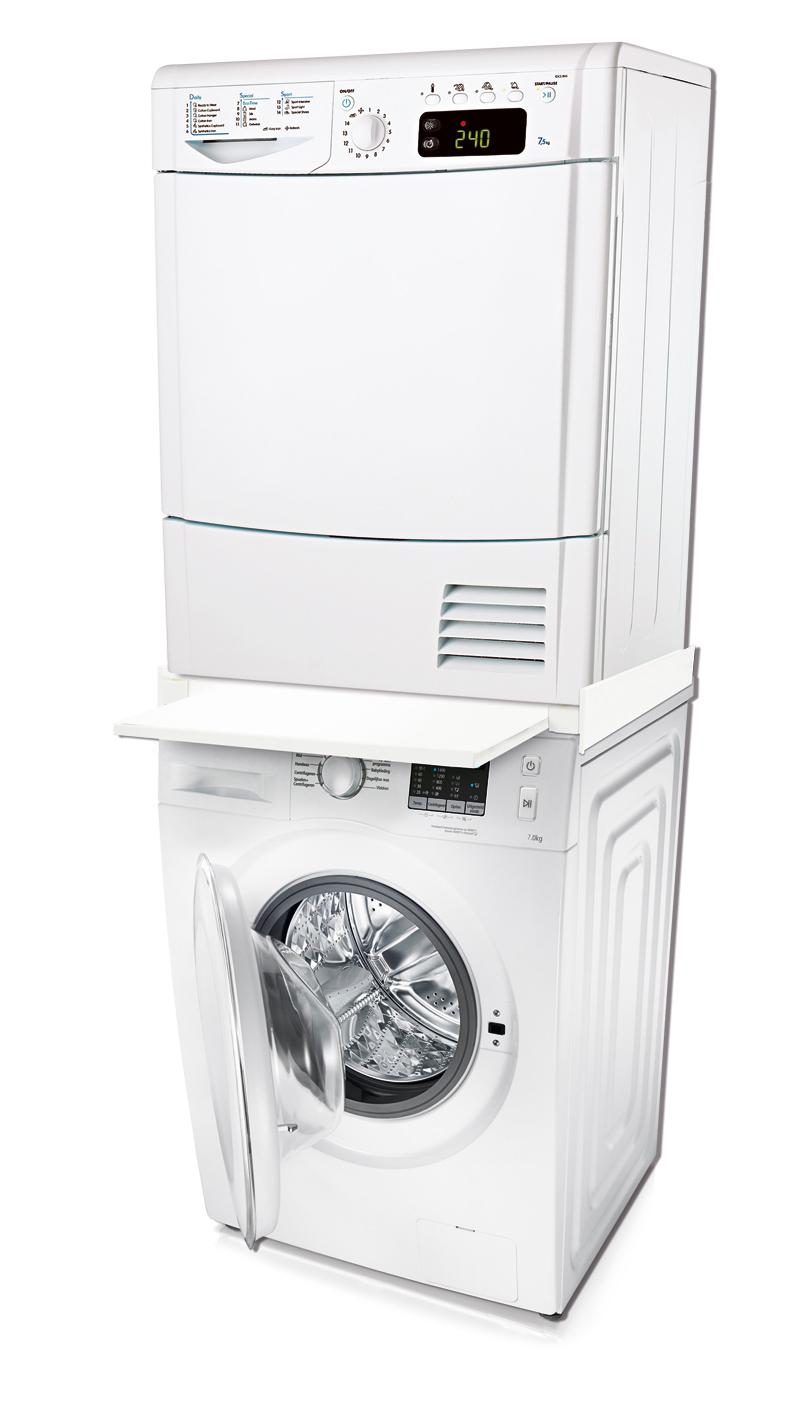 vaskesøjle skab Udtrækshylde til vaskesøjle | Elektronik Lavpris Aps vaskesøjle skab