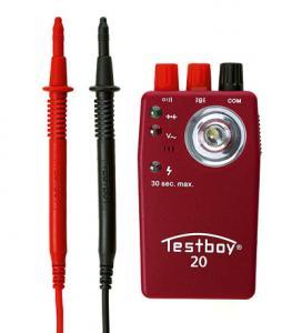 Testboy 20 Gennemgangstester Elektronik Lavpris Aps