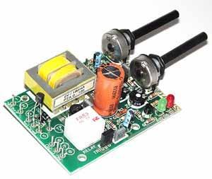 Lige ud BYGGESÆT: ELEKTRONISK TERMOSTAT UK | Elektronik Lavpris Aps MV78